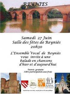 Affiche concert 27 juin 1